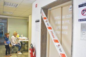 Dan brez dvigala zdravstveni dom dr. Adolfa Drolca